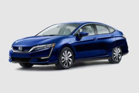 2017 Honda Clarity
