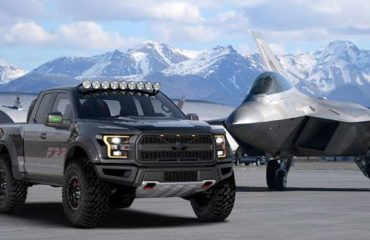 Ford F-150 Raptor for EAA Airventure