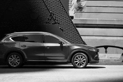 Mazda CX-8 images