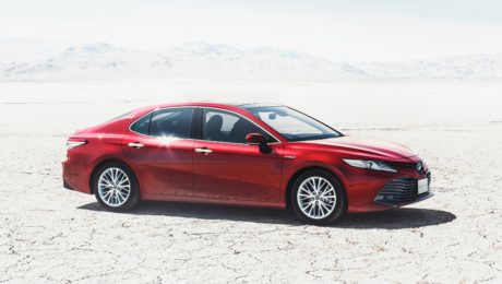 New Toyota Camry images