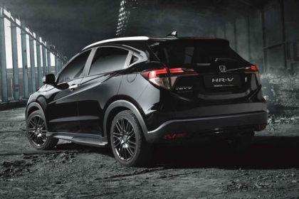 Honda HR-V Crossover Black Edition