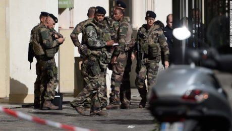2017 Paris attack soldiers