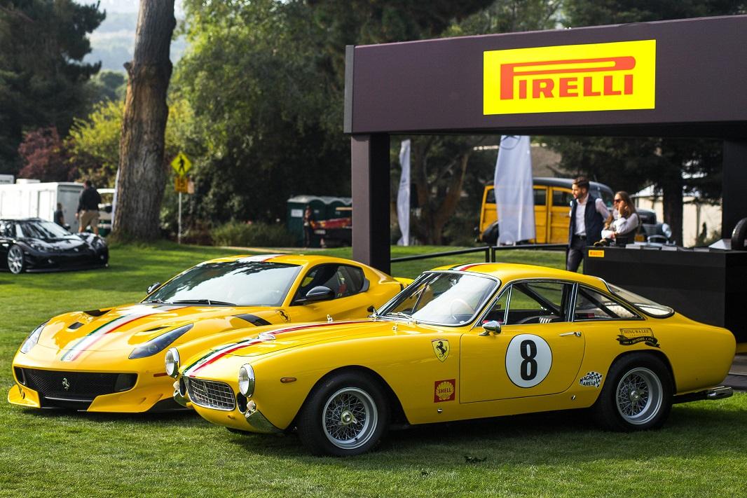 Pirelli 2017 Quail event