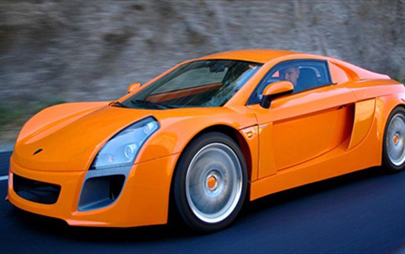 Exotic car image