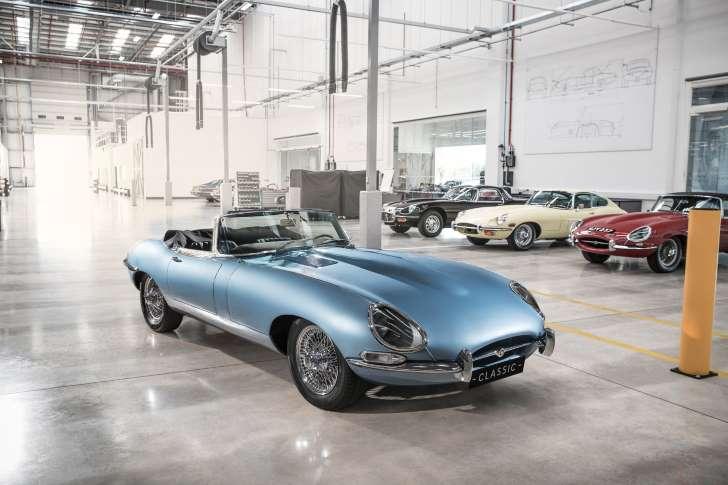Jaguar E-Type pictures