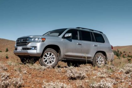 Toyota Land Cruiser pictures