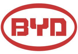 BYD Co logo