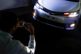 New Toyota Corolla launched in Venezuela