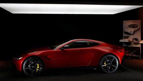 2019 Vantage Aston Martin