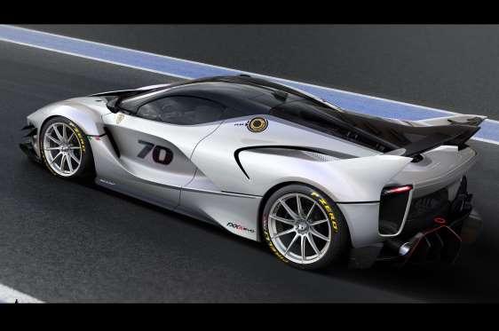 Ferrari FXX-K Evo images