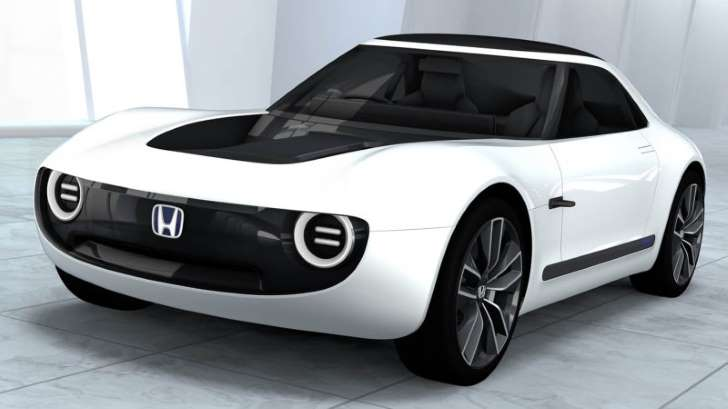 Honda electric vehicles