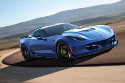 Electric Corvette Genovation
