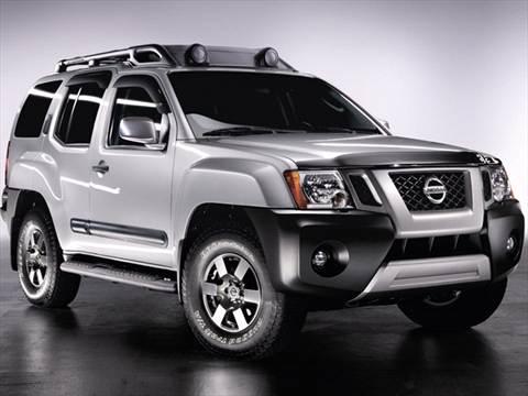 2015 Nissan Xterra SUV