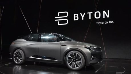 Byton car images