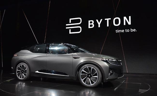 Byton car images
