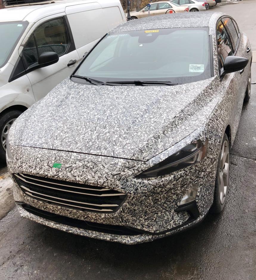 Ford Focus car for 2020 ann arbor