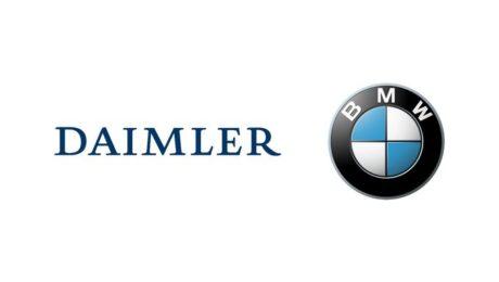 Daimler BMW logo