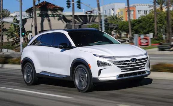 Hyundai Nexo images