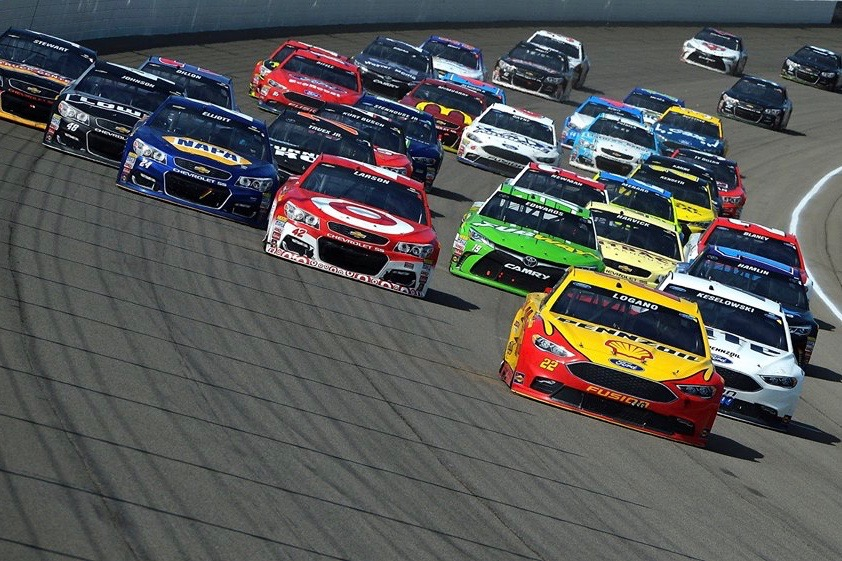 Monster Engergy NASCAR cup series