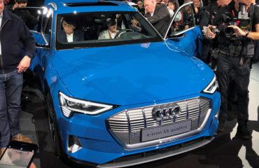 Audi e-tron images