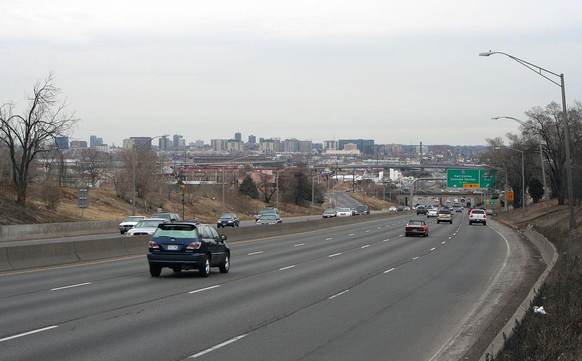 Colorado Roadway