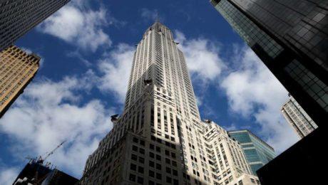 New York Chrysler Building Manhattan