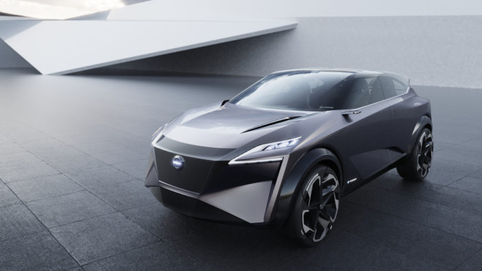 Nissan IMQ Concept Geneva Motor Show 2019