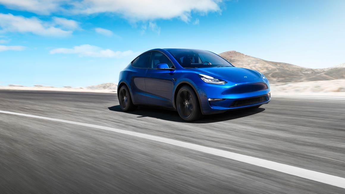 Tesla Model Y images