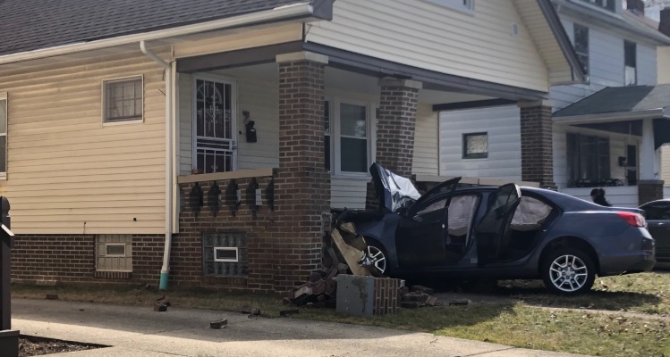West Cleveland accident