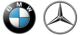 BMW and Daimler logo
