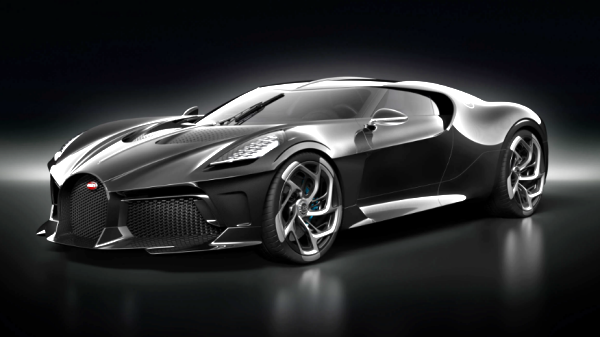 Bugatti most expensive car