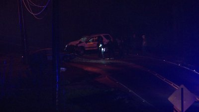 Huntsville, Alabama, two-car wreck