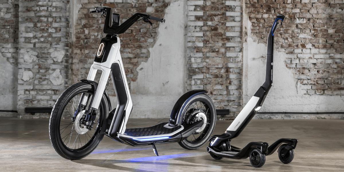 volkswagen streetmate cityskater geneva motor show 2019