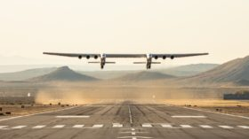 Stratolaunch the world's largest airplane