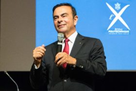 Carlos Ghosn pictures