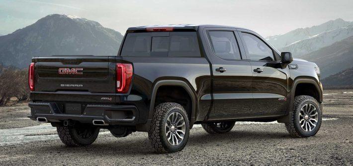 General Motors pickup truck