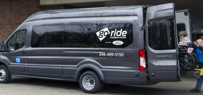 GoRide Ford