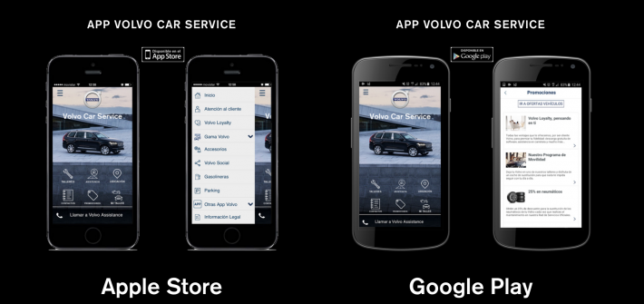 Volvo Car App