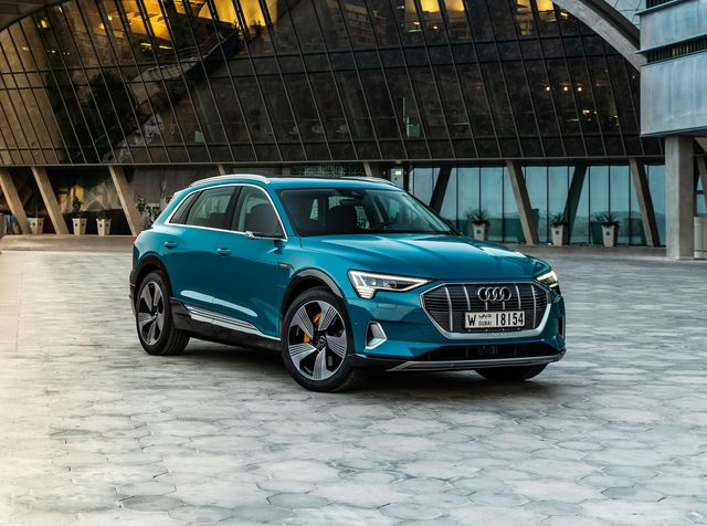 Audi 2019 e-tron