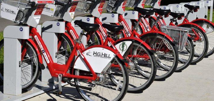 bike renting
