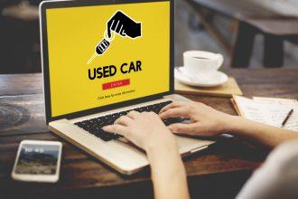 used cars sales