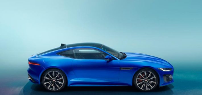 2020 Jaguar F-Type Sports Car