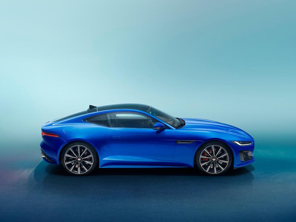 2020 Jaguar F-Type Sports Car