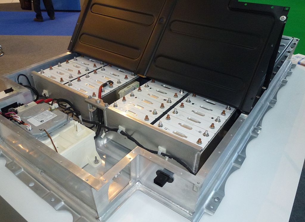 Lithium Ion Electric car battery for BMW i3