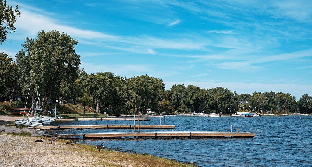 White bear lake, Minnesota