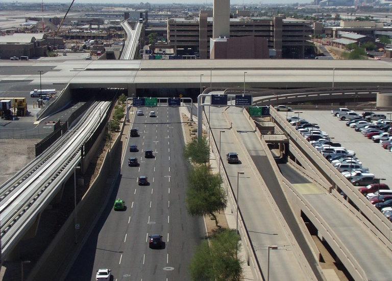 Phoenix Airport Tower