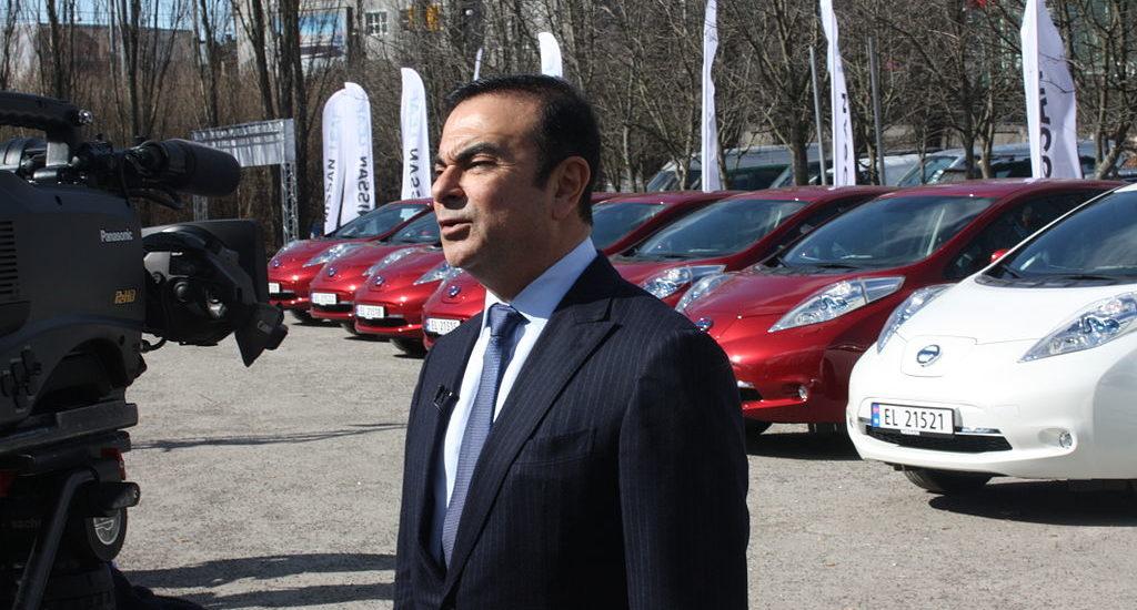 Carlos Ghosn in Norway