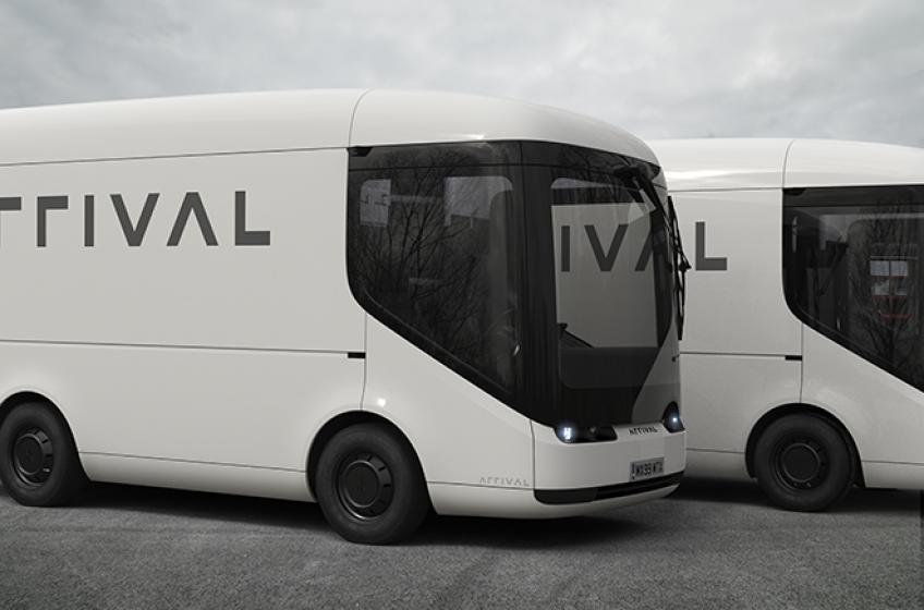 Arrival Ltd