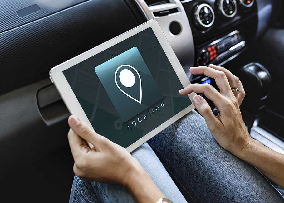 car features connection dashboard design