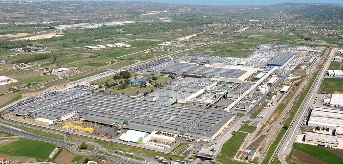 Fiat Atessa plant